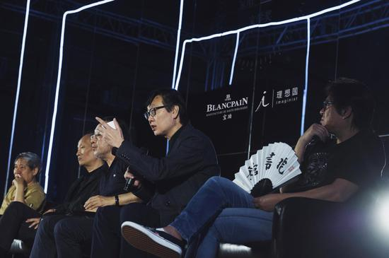 阎连科、金宇澄、唐诺、许子东、高晓松五位评委谈评奖感受