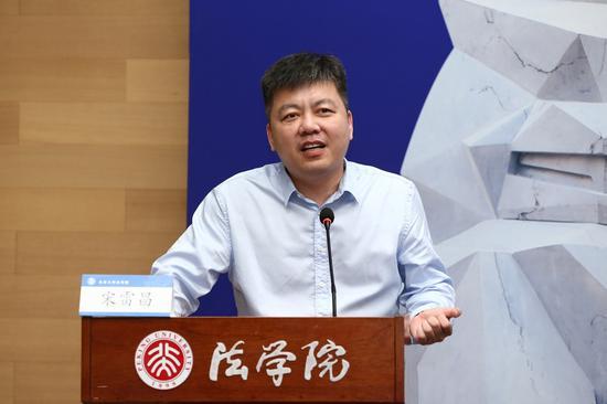 浙江靖霖(上海)律师事务所执行主任 宋雷昌