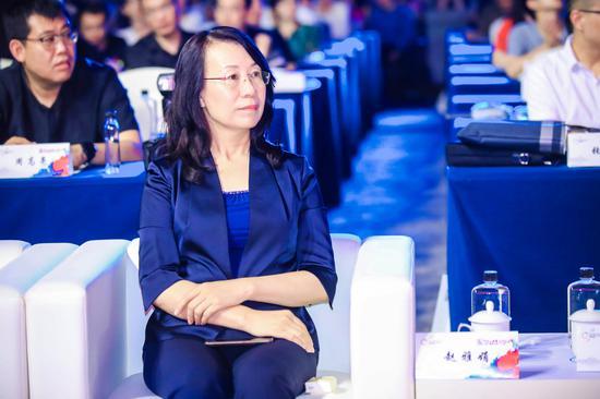 北京经济技术开发区工委委员、宣传部长 赵雅娟