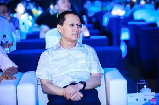 北京市广播电视局局长 杨烁