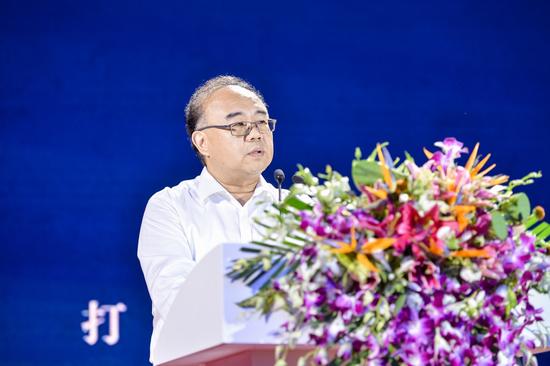 北京市广播电视局党组成员/副局长 张苏