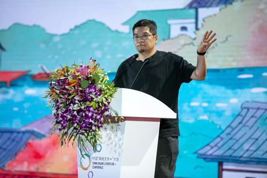 中国传媒大学文化发展研究院副院长 卜希霆