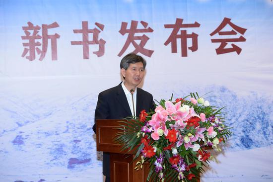 中国邮政集团公司办公厅(党组办公室)主任王小东发言