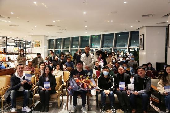 蔡骏首部半自传体长篇扛鼎新作《春夜》新书发布会在京举办