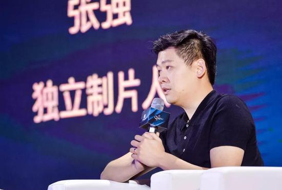 淘梦影业创始人&CEO 阴超