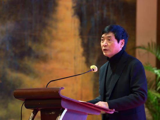 北大中文系教授、2016年国际安徒生奖得主曹文轩