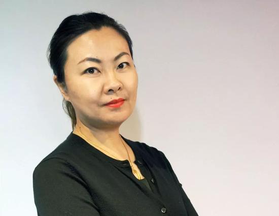 艺恩解决方案中心副总经理刘翠萍