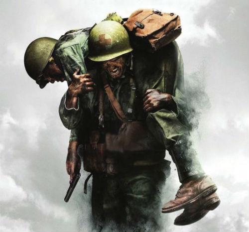 鞠躬《医疗初中岭》:一个钢锯兵解读一名机枪血战作文相当向图片
