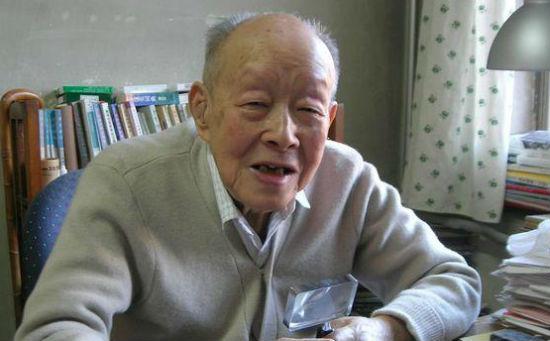 112岁汉语拼音之父周有光去世 昨天刚过完生