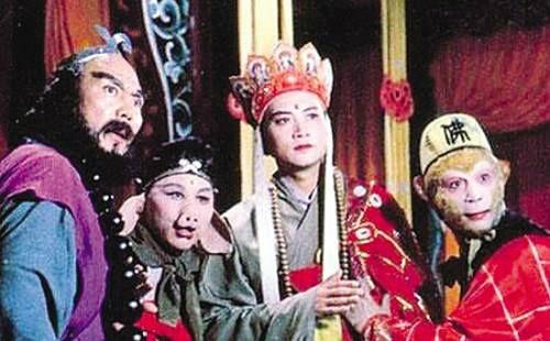 不少人对于《西游记》的印象主要来自于1986版电视剧