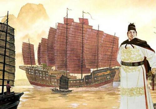 明成祖朱棣为何选派郑和下西洋