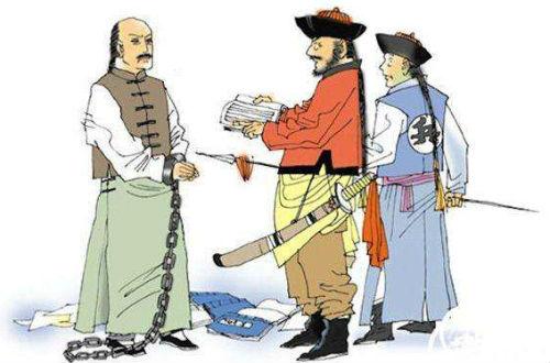 清朝是中国历史上对思想钳制最烈的一个朝代
