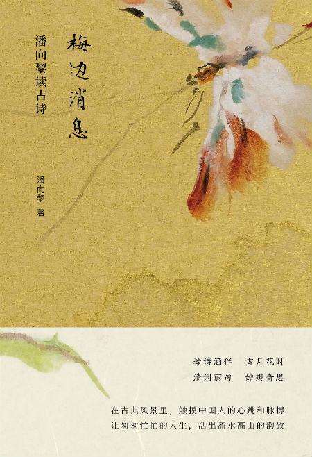 《梅边消息:潘向黎读古诗》   潘向黎   北京十月文艺出版社