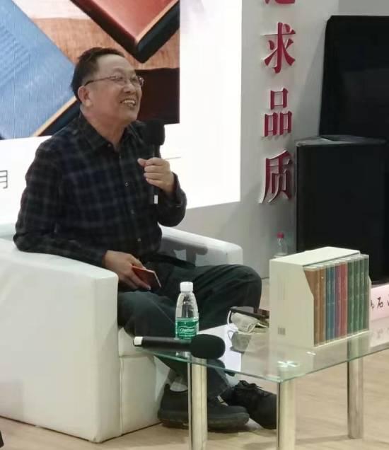 徐志摩研究专家韩石山先生