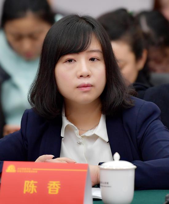 中华读书报编委、中国儿童文学研究会副秘书长陈香