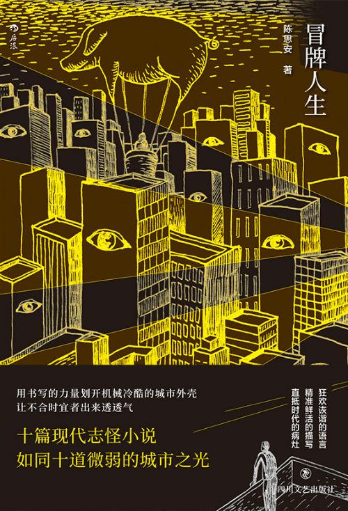 《冒牌人生》    陈思安    四川文艺出版社