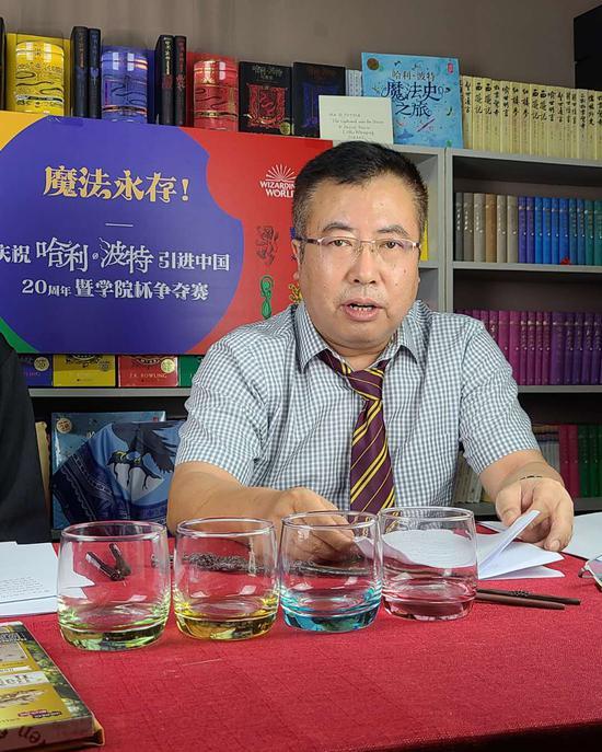 人民文学出版社社长臧永清