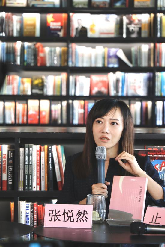张悦然:张爱玲塑造的多数女性角色到今天也不过时