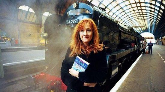 7月31日是哈利·波特与该系列小说作者J.K.罗琳生日