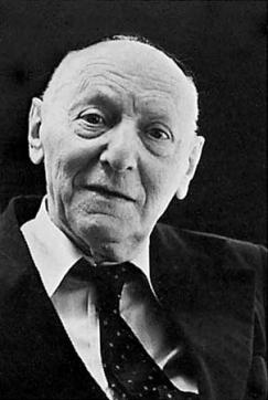 诺贝尔文学奖得主艾萨克·巴什维斯·辛格