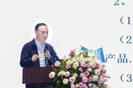 △郎酒集团董事长汪俊林