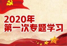 广西福利彩票发行中心党总支部召开理论学习中心组(扩大)2020年第一次专题学习会