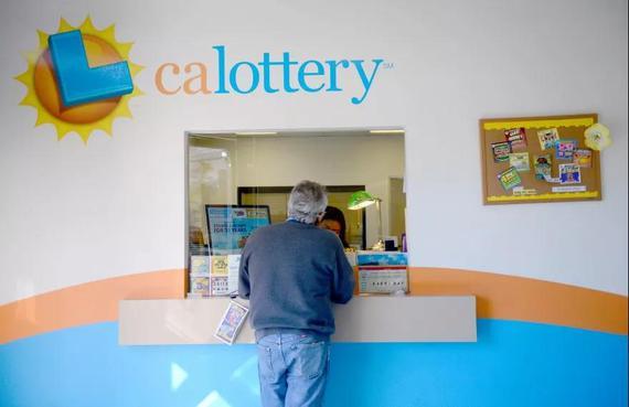 美国彩票机构对销售商的花式奖励