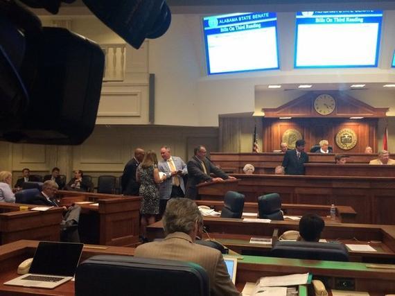 参议院批准阿拉巴马州售彩法案  仍前景未明