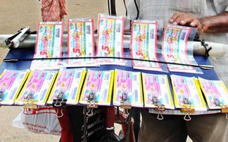 印度政府将打击非法彩票经营者