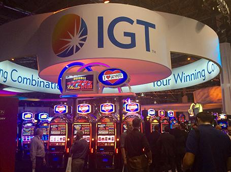彩票运营商IGT去年收入51.54亿美元 同比增长10%
