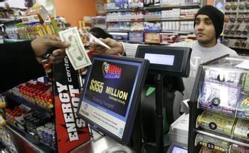 美国哪些州的人更舍得给彩票花钱