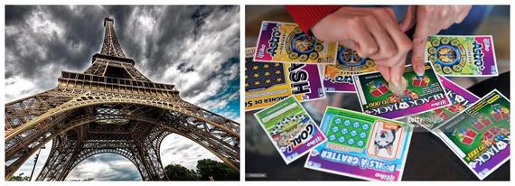 古老又年轻:埃菲尔铁塔下的法国彩票业