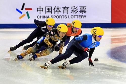 中国体彩 迈进新时代 聚力新征程