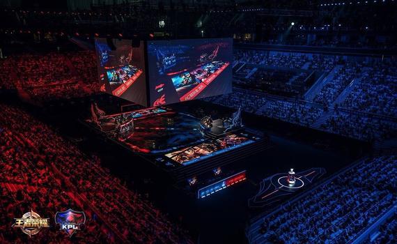 电竞体育市场规模突破650亿元,若被纳入彩票……