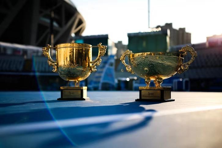 中网总奖金数再创历史新高     男子奖金继续领衔同级别赛事