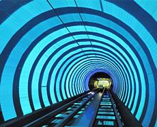 世界上最美20处地铁 城市的别样风景