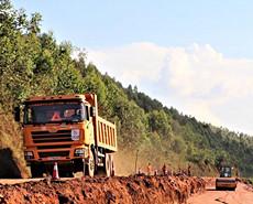 中国援建道路项目助力卢旺达发展