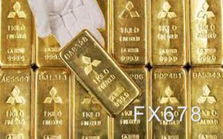 现货黄金价格跌势有限 后市仍上看1759美元