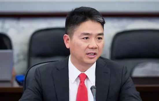 京东董事局主席兼CEO刘强东
