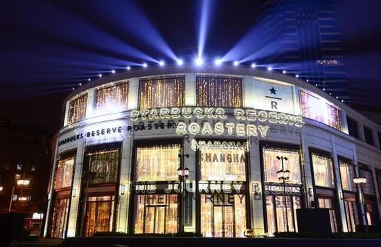 星巴克臻選上海烘焙工坊