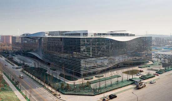 总部大厦设计图