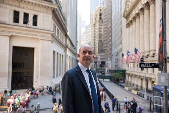咨询机构Tabb Group总裁兼创始人Larry Tabb在一款与VIX期货相关联的产品上亏了钱。