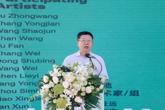 青綠無邊公共藝術節在桂林舉辦