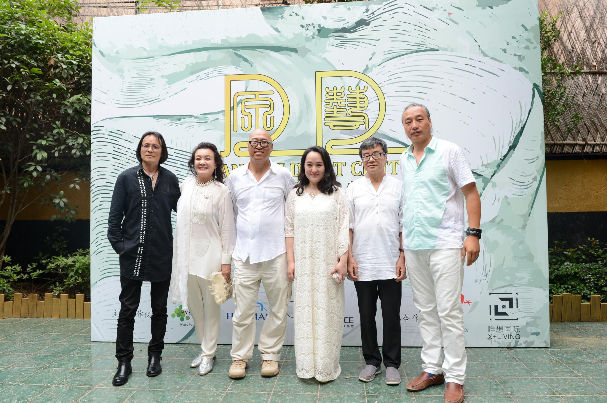 原D艺D混血艺术空间开幕暨首展成功举办