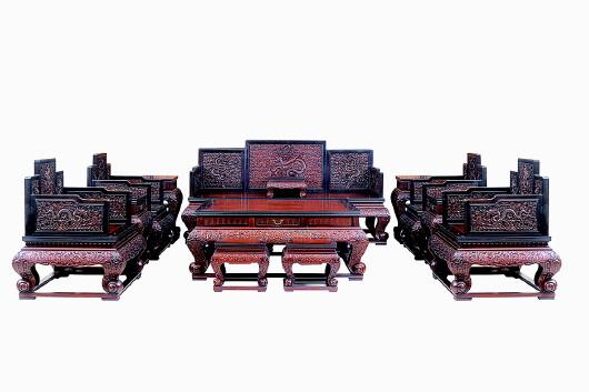 传统红木家具精品赏析