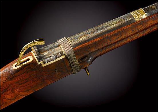 乾隆的猎枪上拍能否创天价:谈古兵器怎么收藏