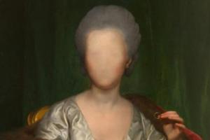 没有脸的肖像卖到186万 名主播纽约TEFAF大胆购藏