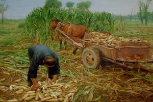 中国油画的发展离不开寻根溯源