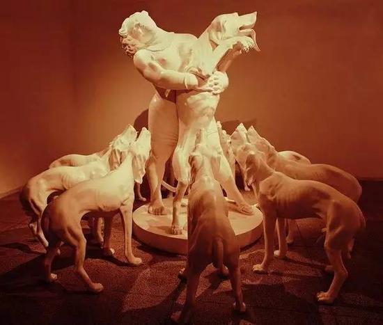 走进雕塑家工作室——陈文令