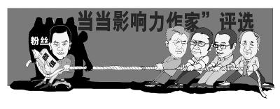 """刘同得票数远超莫言 """"鸡汤作家""""打败诺奖得主?"""